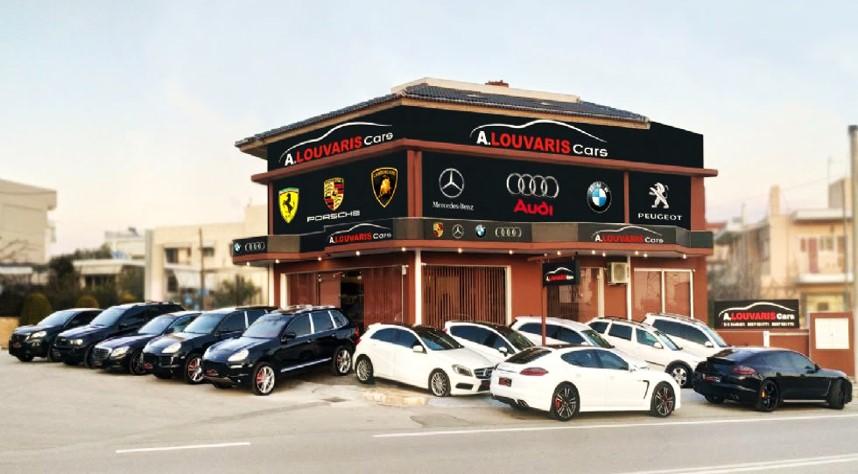A. LOUVARIS CARS PREMIUM CARS